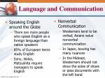 language and communication2