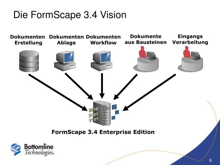 Die FormScape 3.4 Vision