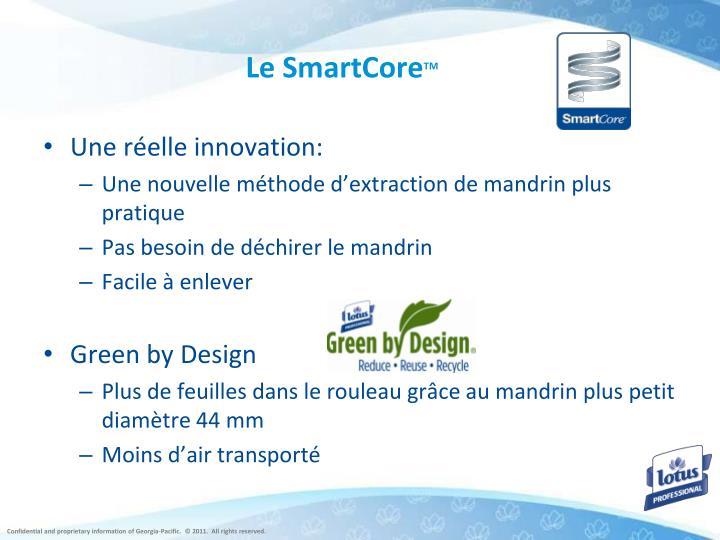 Le SmartCore