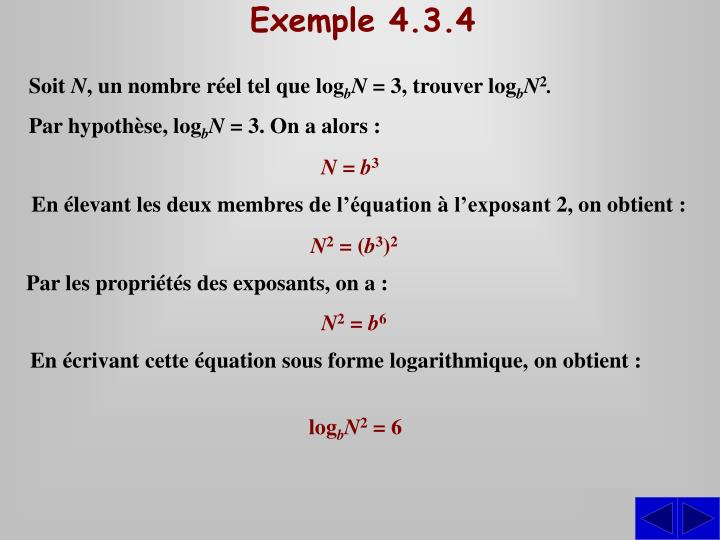 Exemple 4.3.4
