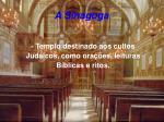 a sinagoga