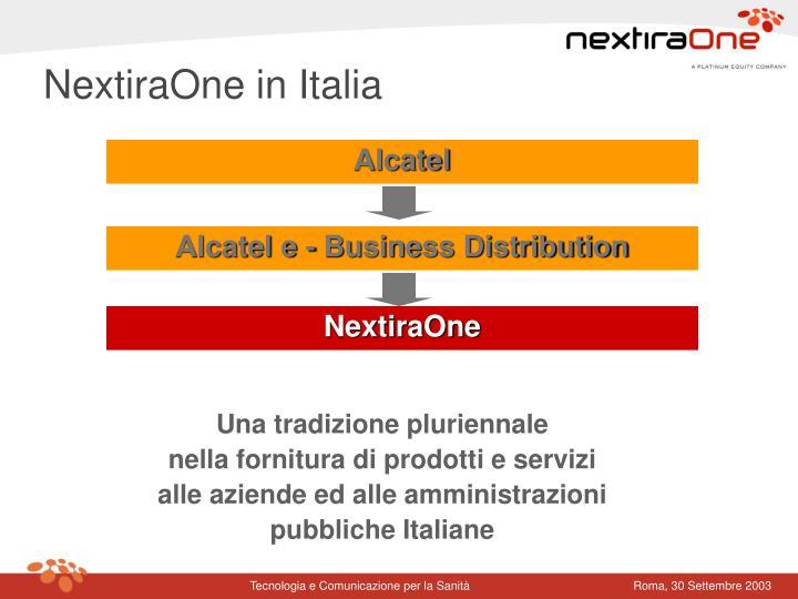 NextiraOne in Italia