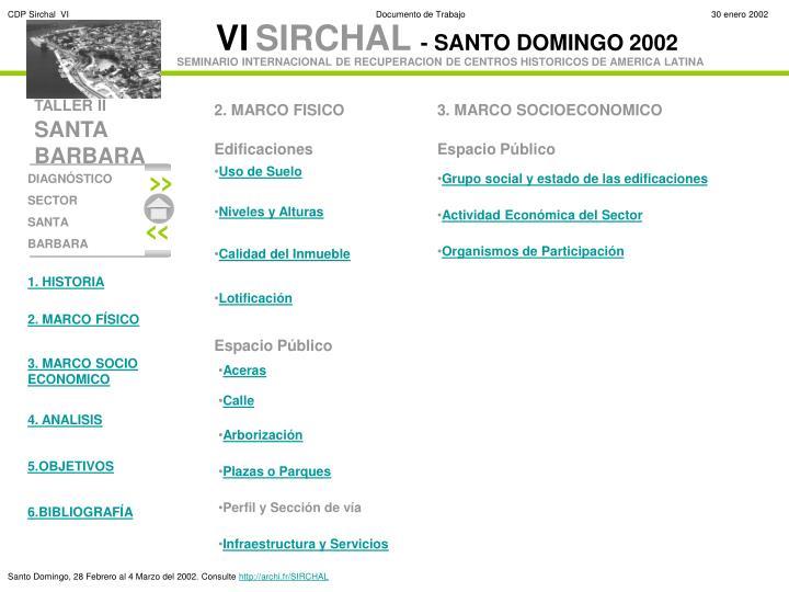 2. MARCO FISICO