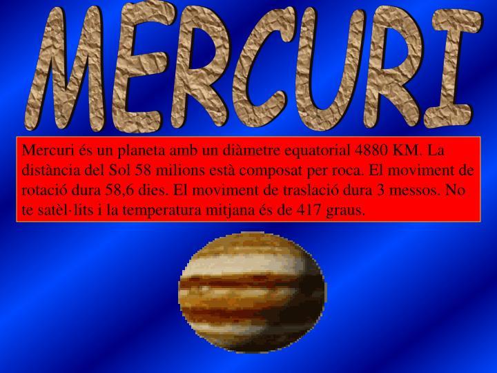 MERCURI