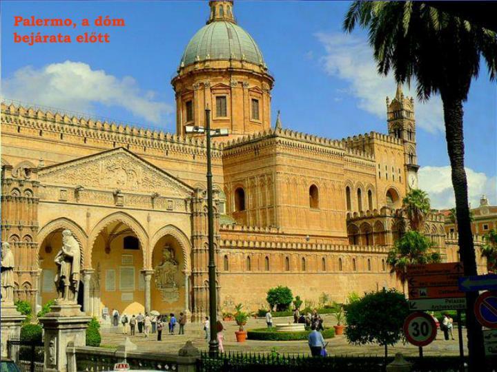 Palermo, a dóm