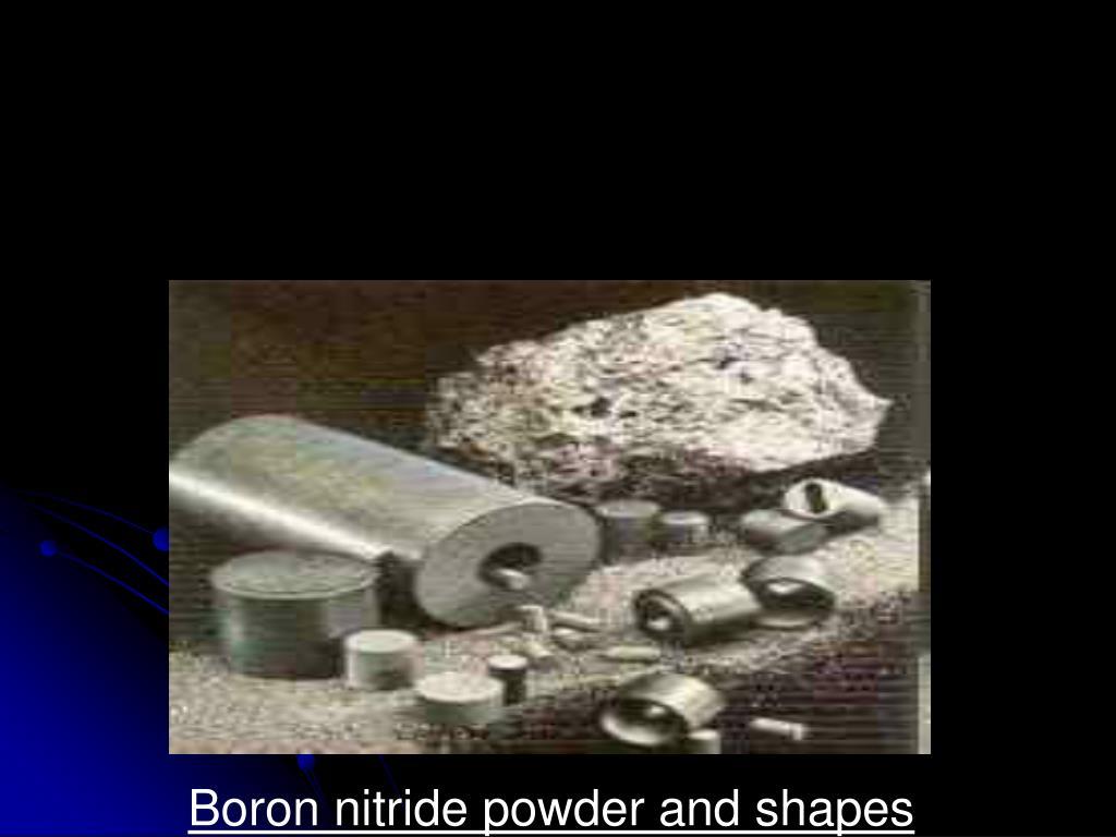 PPT - Boron Carbide (B4C) PowerPoint Presentation - ID:5219062