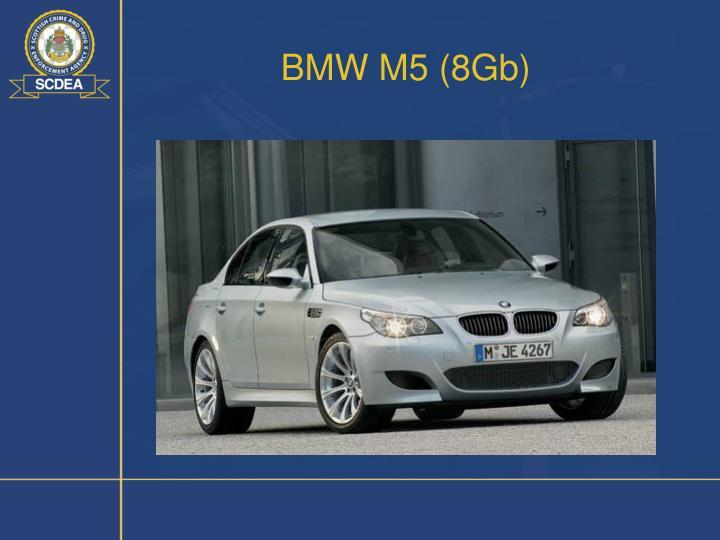 BMW M5 (8Gb)