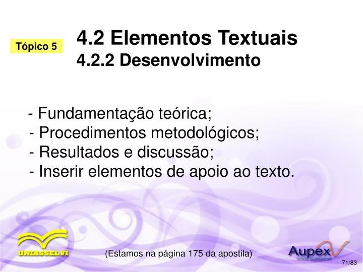 Tópico 5