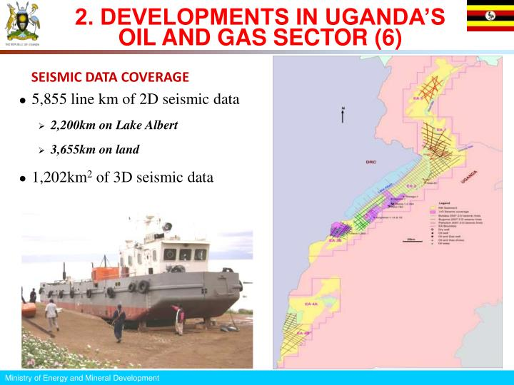 2. DEVELOPMENTS IN UGANDA'S OIL AND GAS SECTOR (6)