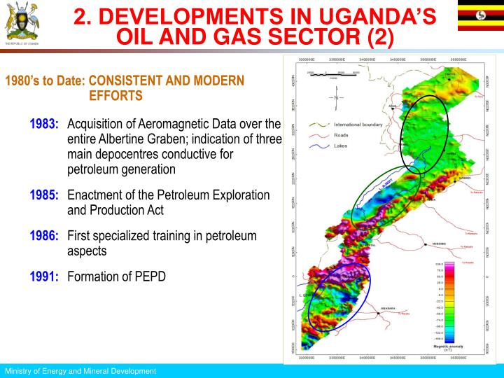 2. DEVELOPMENTS IN UGANDA'S OIL AND GAS SECTOR (2)