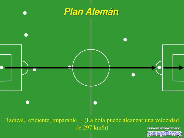 Plan Alemán
