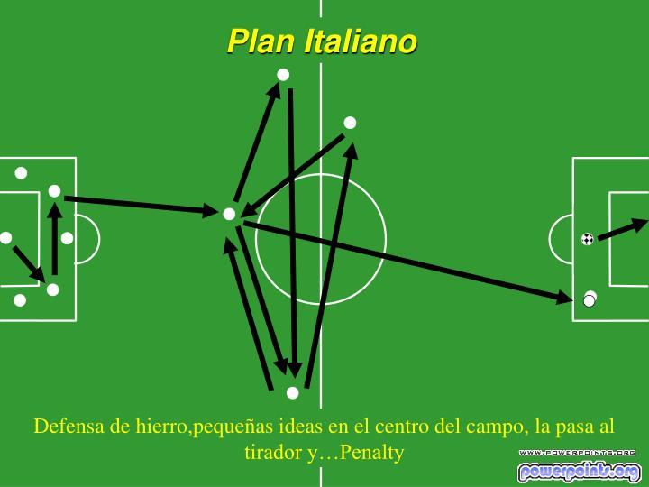 Plan Italiano