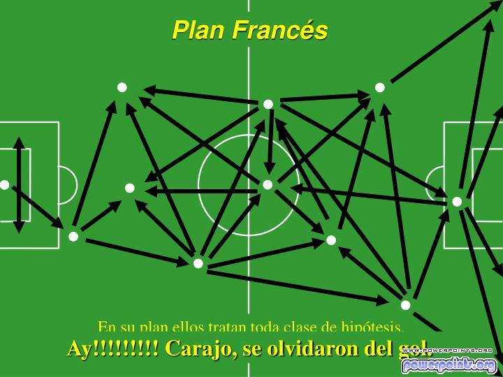 Plan Francés
