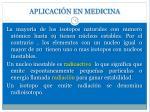 aplicaci n en medicina