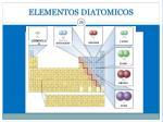 elementos diatomicos1