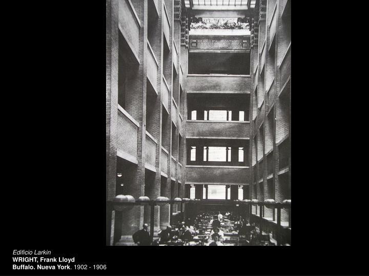 Edificio Larkin
