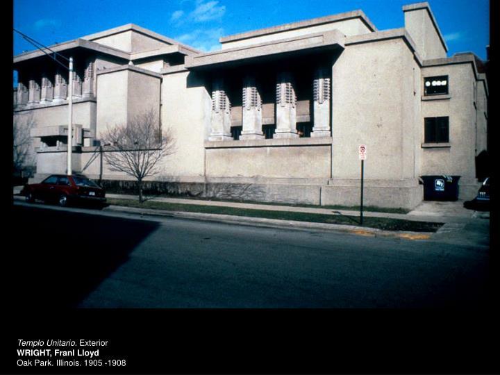 Templo Unitario.