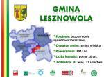 gmina lesznowola1