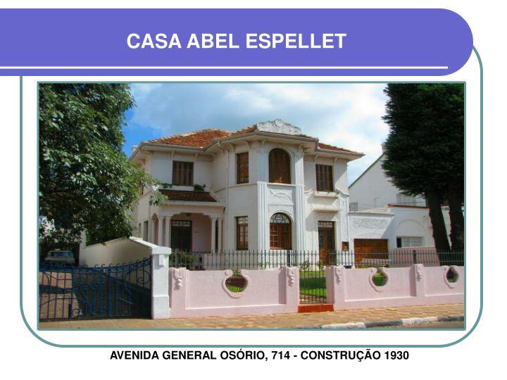 CASA ABEL ESPELLET