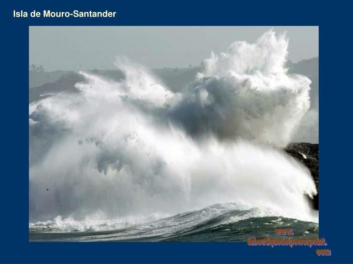 Isla de Mouro-Santander