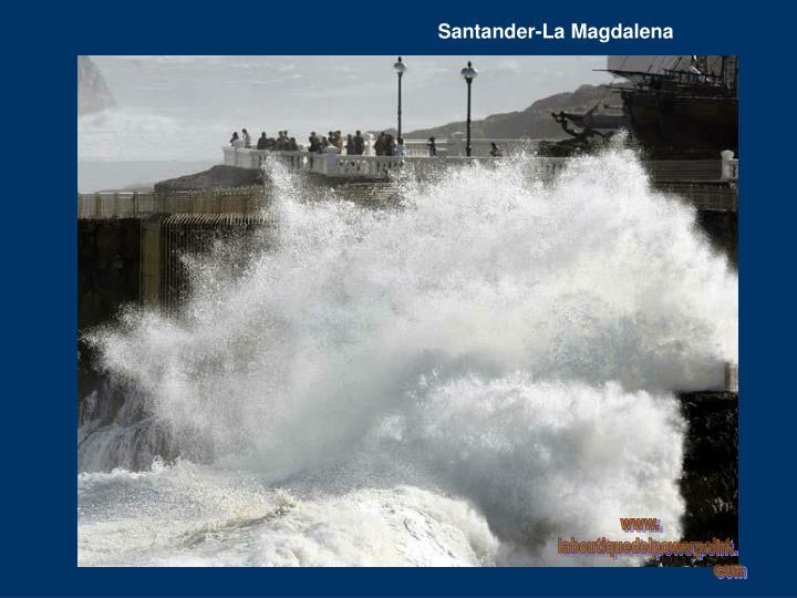Santander-La Magdalena