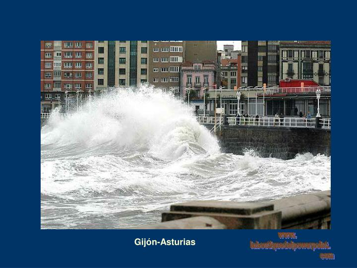 Gijón-Asturias