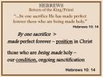 hebrews45
