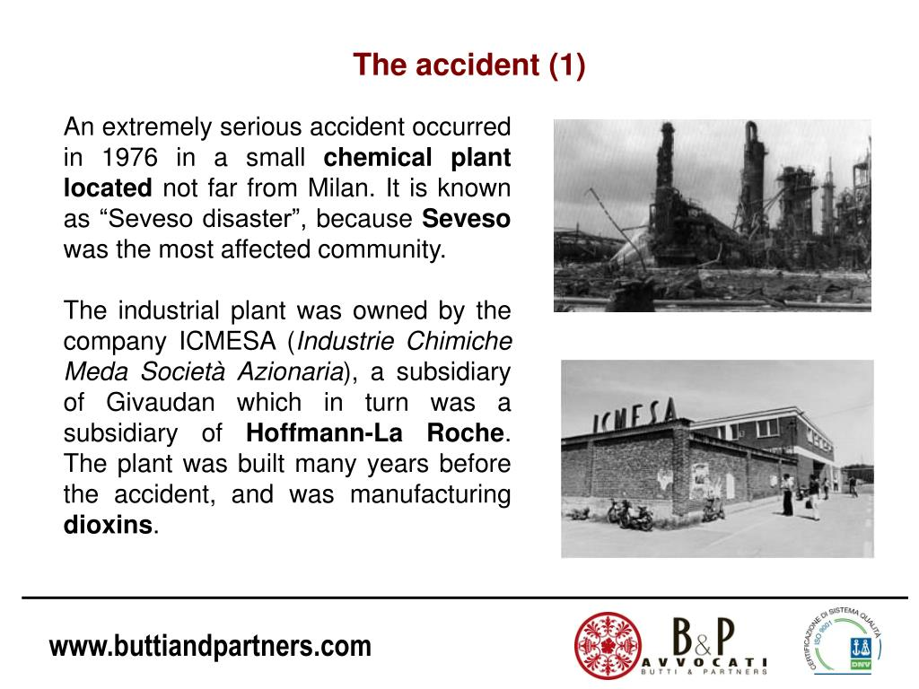 Seveso Disaster - Images All Disaster Msimages Org