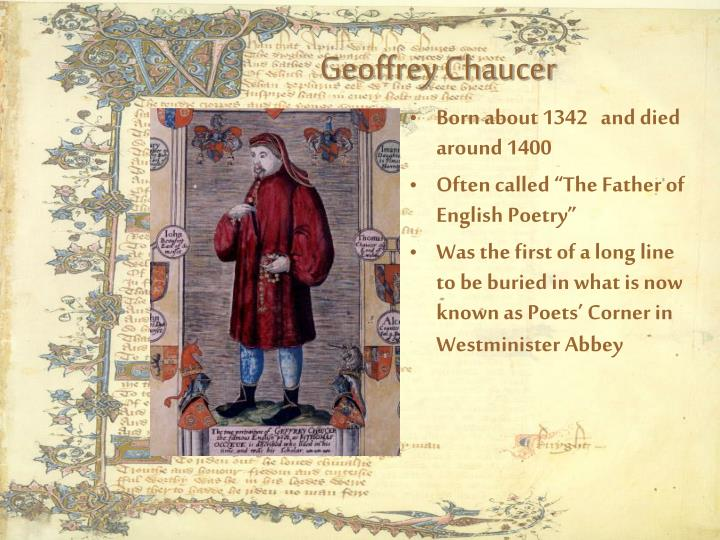 """the equality of women in wife of bath by geoffrey chaucer In the middle ages, women were taught to be obedient and subservient to their   of the wife of bath in geoffrey chaucer's poem, """"the canterbury tales,"""" one of   yet lack of equality and opportunity made even this accomplished woman feel."""