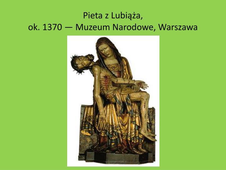 Pieta z Lubiąża,
