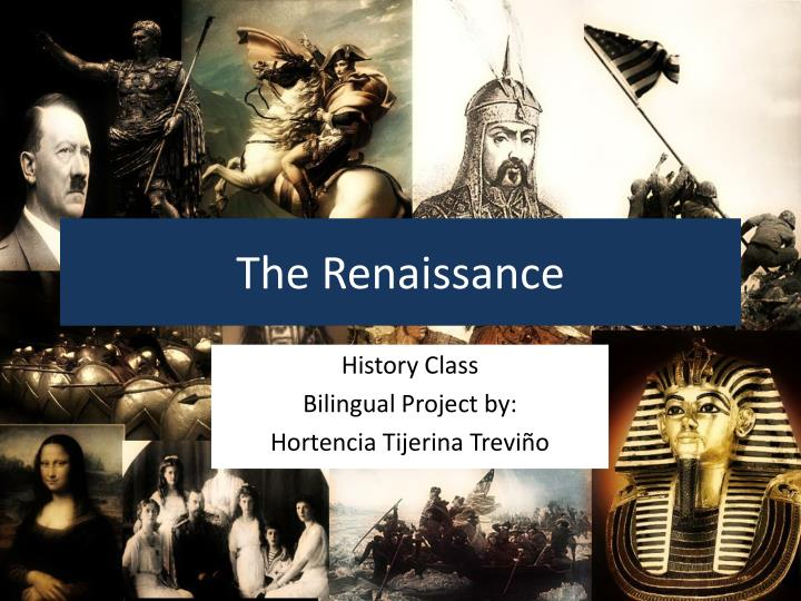 an introduction to the history of renaissance and humanism The philosophy of humanism introduction to the eighth edition vii and technology, of philosophy, of history and the arts this.