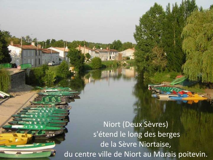 Niort (Deux Sèvres)