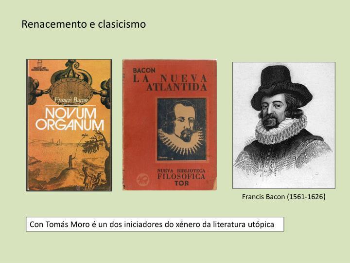 Renacemento e clasicismo