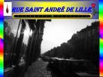rue saint andr de lille