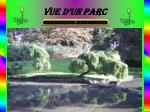vue d un parc