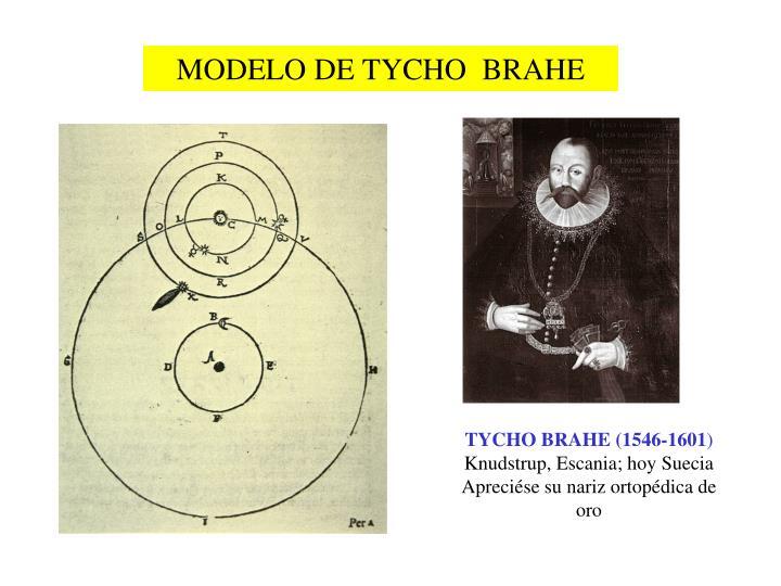 TYCHO BRAHE (1546-1601