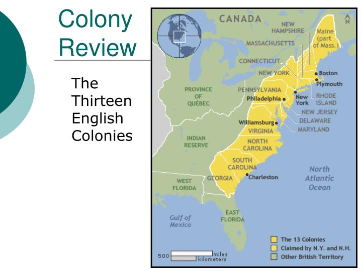 an analysis of virginia colony contrasted with the new england colonies