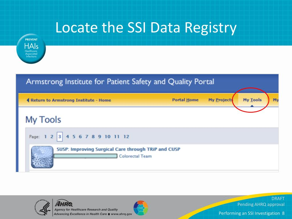 PPT - Performing an SSI Investigation PowerPoint