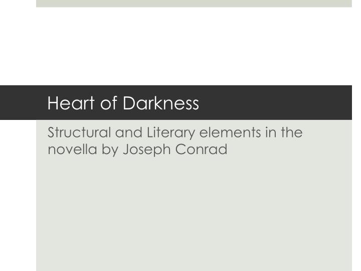 an analysis of marlow and kurtz undergo similar journeys in the novella heart of darkness by joseph  In joseph conrad's heart of darkness, marlow is rarely directly involved in the action of the story, and serves mainly as a narrator who relates the story of kurtz's.