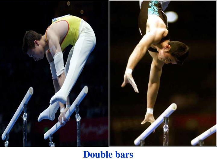 Double bars