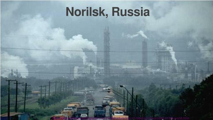 Norilsk russia