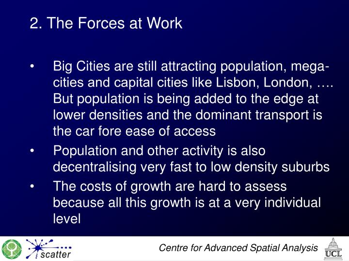 2. The Forces at Work