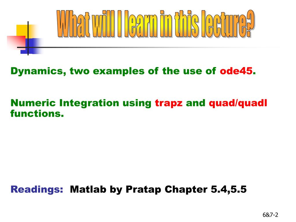 PPT - Lectures 6&7 PowerPoint Presentation - ID:5232318