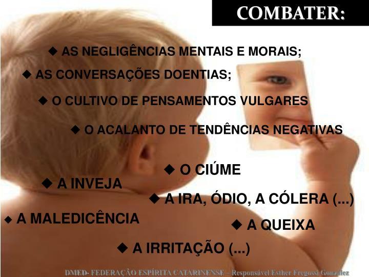 COMBATER: