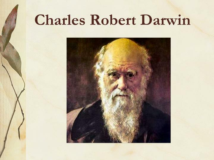 a creative letter to charles darwin an english scientist Charles was greatly moved and kept the letter by him all his life this helps to explain, perhaps, why darwin waited over 20 years before publishing the origin of species in 1859.