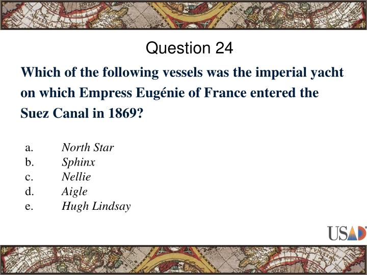 Question 24