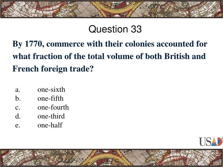 Question 33