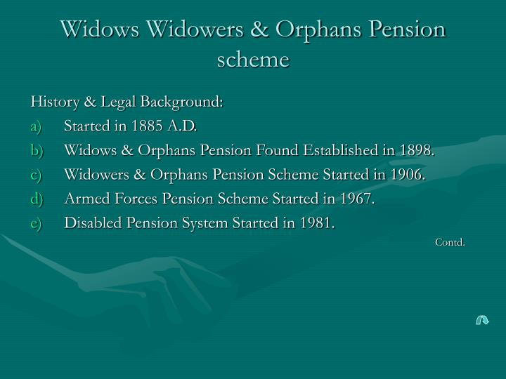 Ppt civil servants pension scheme powerpoint presentation id.