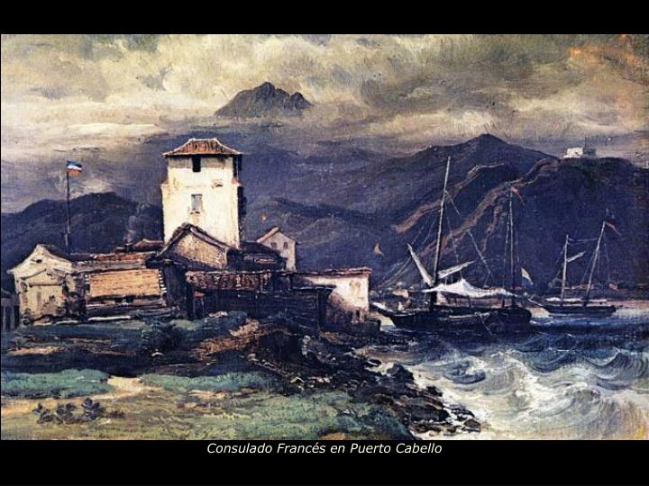 Consulado Francés en Puerto Cabello