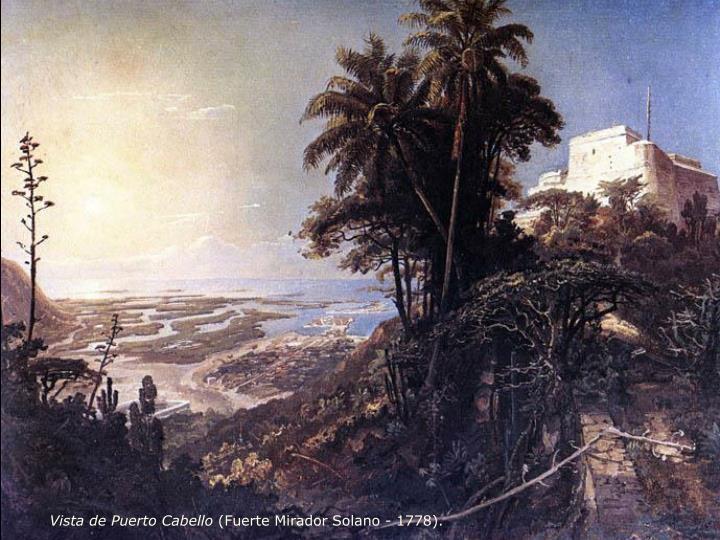 Vista de Puerto Cabello